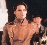 Billy Campbell as Cliff Secord