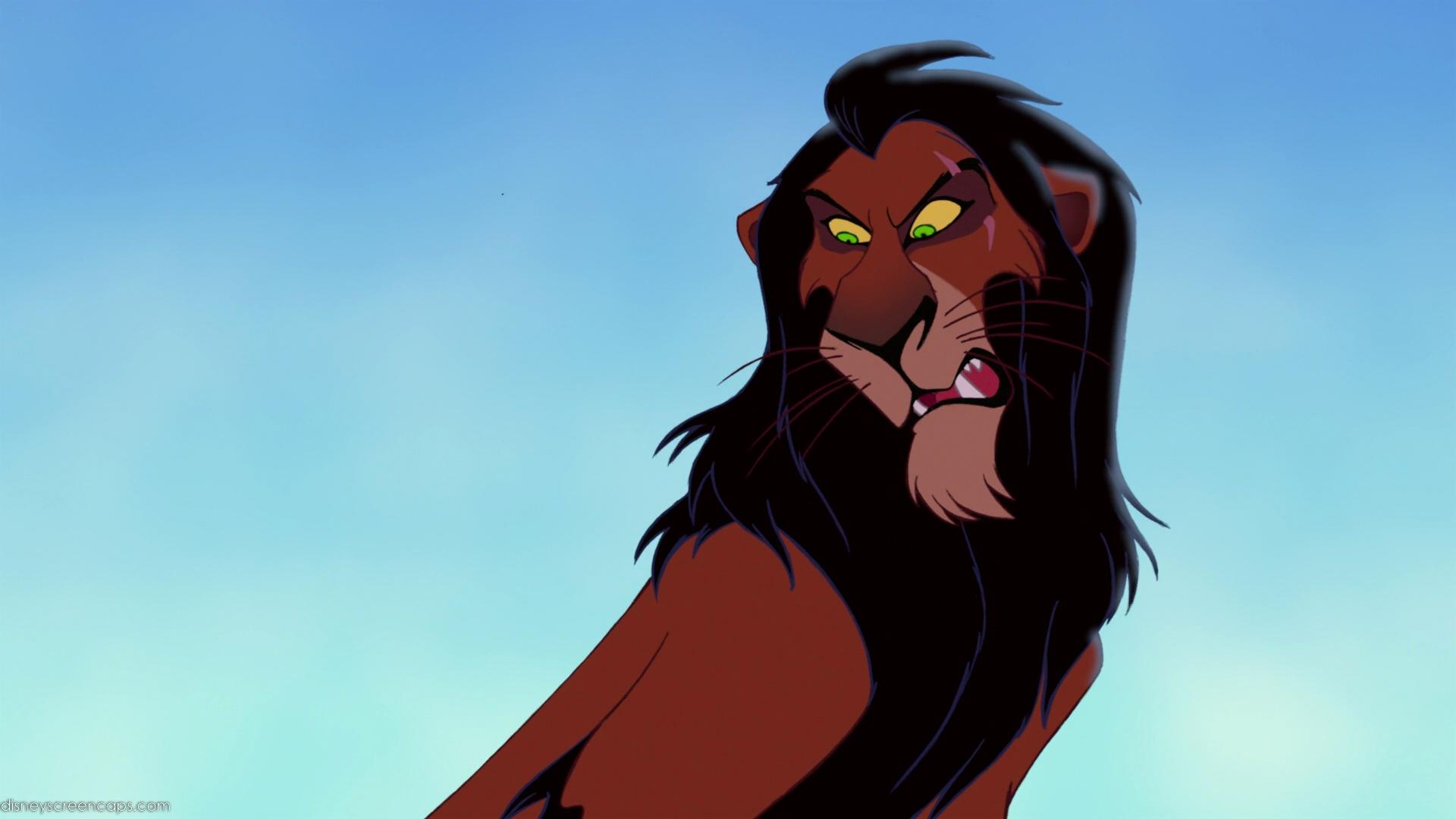 Till We Find Our Place Celebrating The Lion King 5 Scar Jonathon D Svendsen